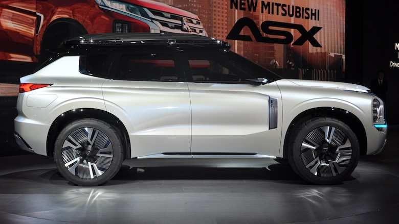 87 The Best 2020 Mitsubishi Engelberg Tourer Redesign