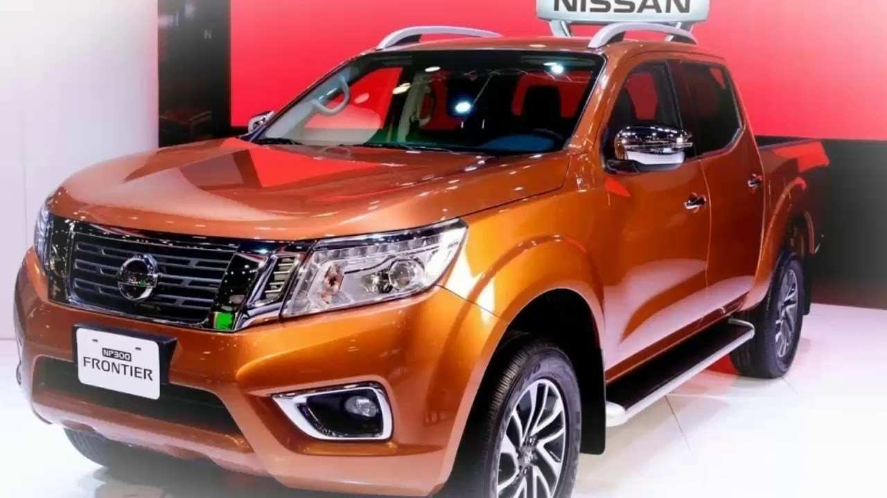 87 The Best 2020 Nissan Frontier Release Date Performance