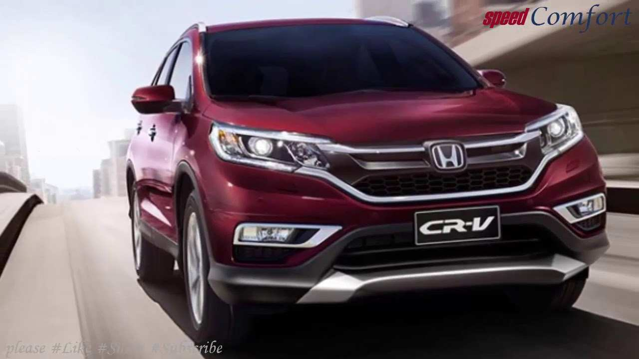 87 The Best Honda Crv 2020 Review And Release Date