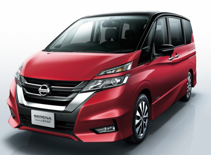 87 The Best Nissan Serena 2020 Release Date