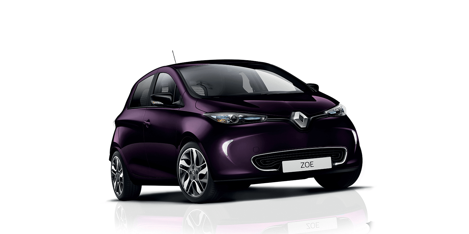 87 The Best Renault Zoe 2020 New Concept