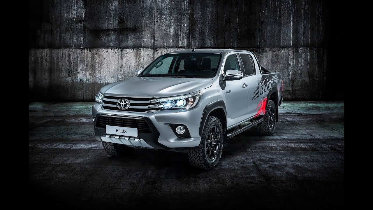 87 The Best Toyota Legend 50 2020 Release