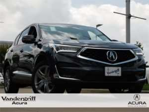 87 The Best When Does The 2020 Acura Rdx Come Out Engine