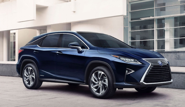 87 The Best When Will The 2020 Lexus Rx Come Out Images
