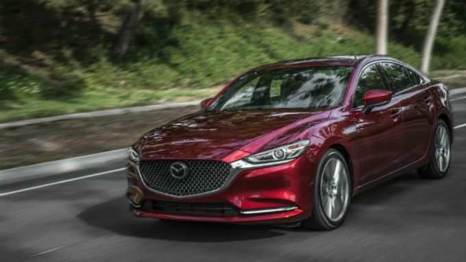 87 The Best When Will The 2020 Mazda 6 Be Released Spy Shoot