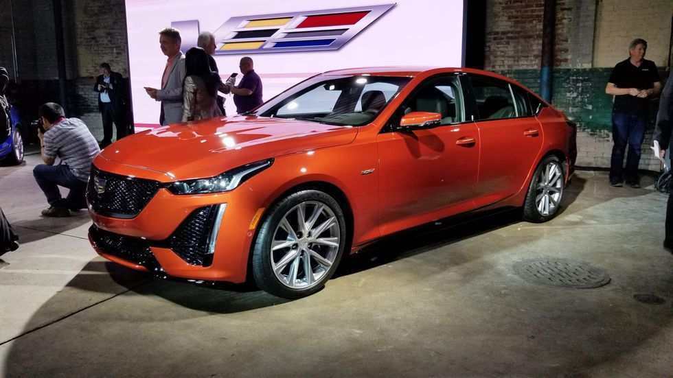 87 The Cadillac Ct5 To Get Super Cruise In 2020 Release Date And Concept
