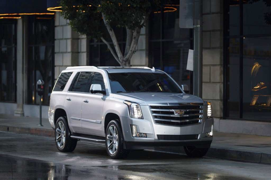 87 The Cadillac Suv 2020 New Review