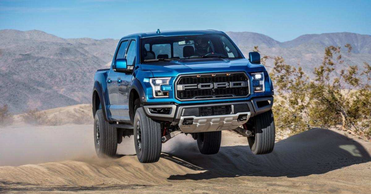 87 The Ford Raptor 2020 First Drive