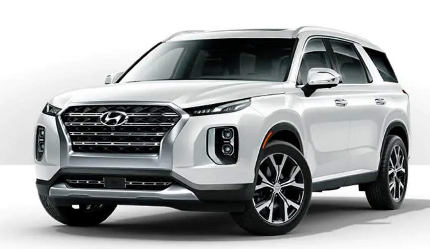 87 The Hyundai New Suv 2020 Palisade Price Exterior