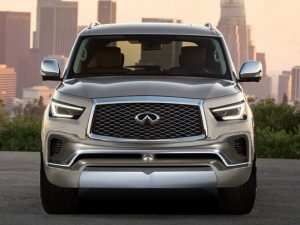 87 The Infiniti Qx80 Redesign 2020 Style