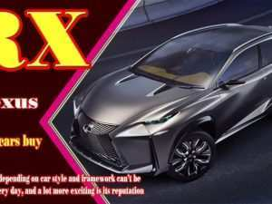 87 The Lexus Rx Facelift 2019 Reviews