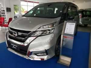 87 The Nissan Serena 2019 First Drive