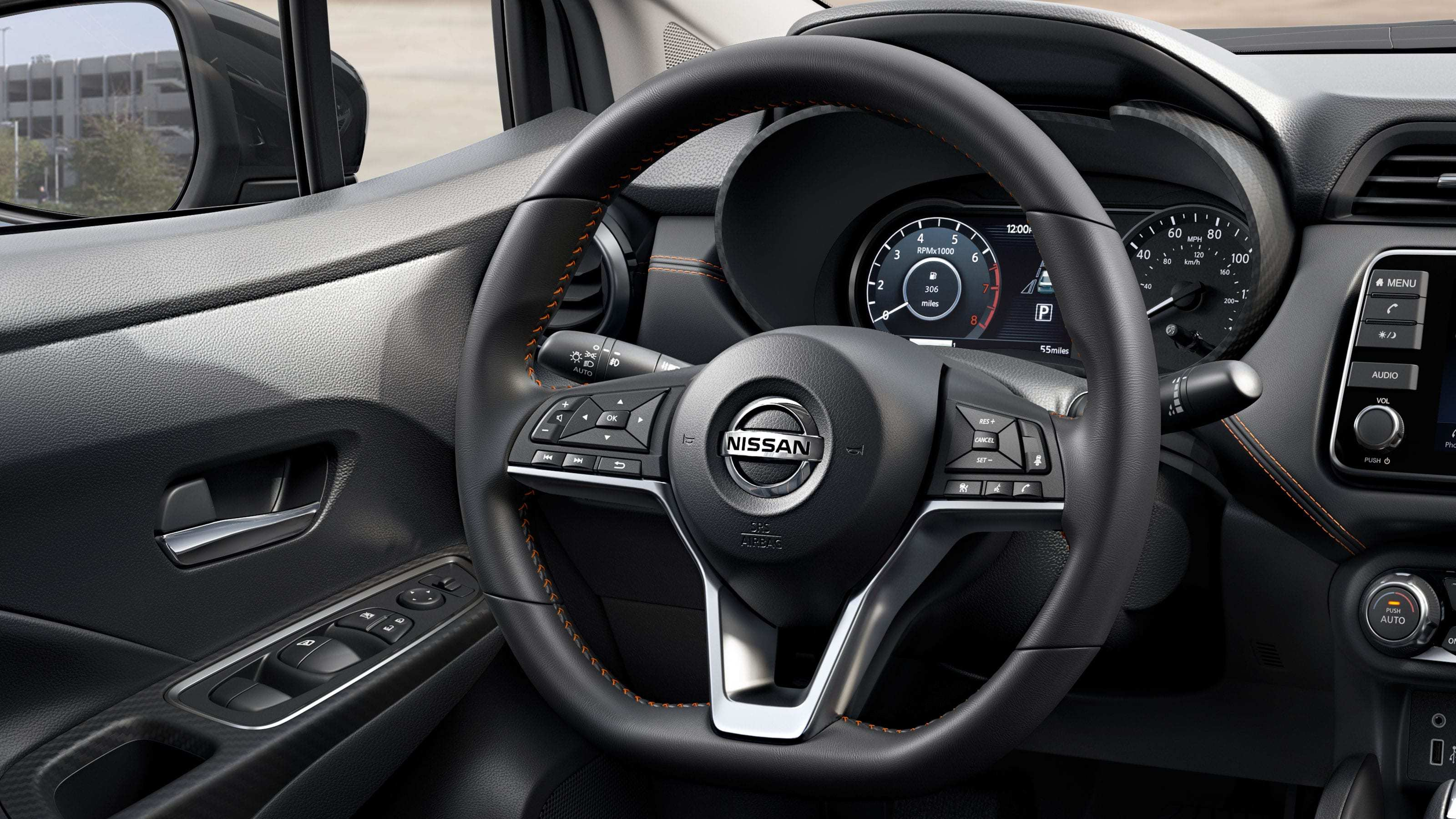 87 The Nissan Versa 2020 Interior Redesign And Concept