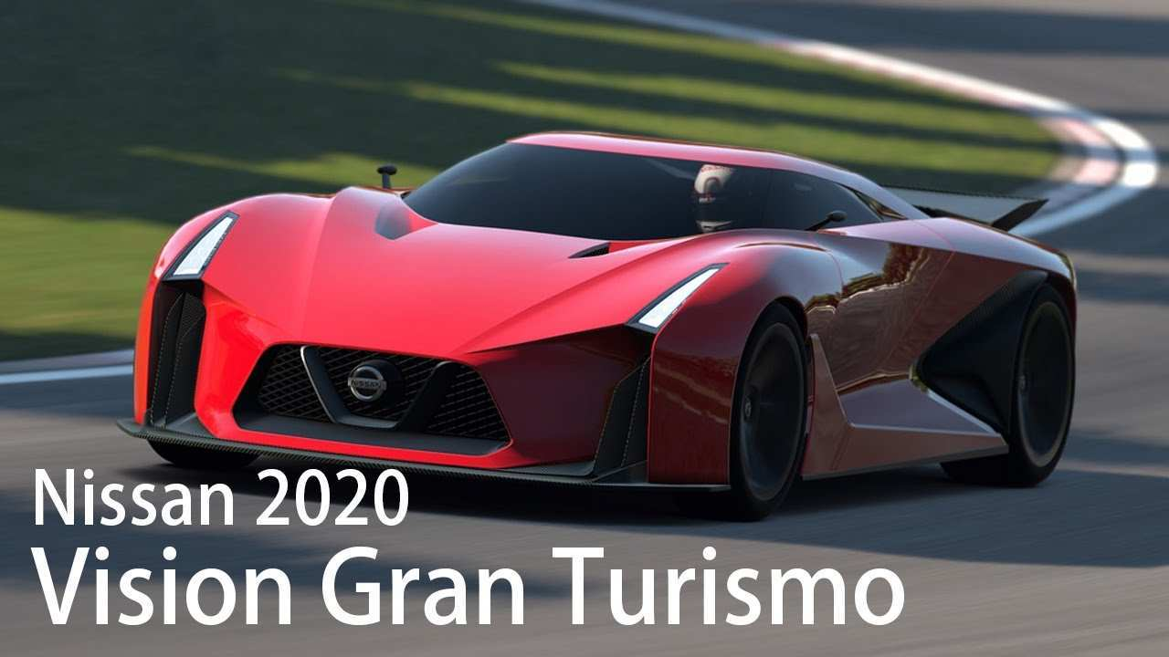 87 The Nissan Vision 2020 Wallpaper