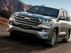 87 The Toyota Land Cruiser Redesign 2020 Concept and Review