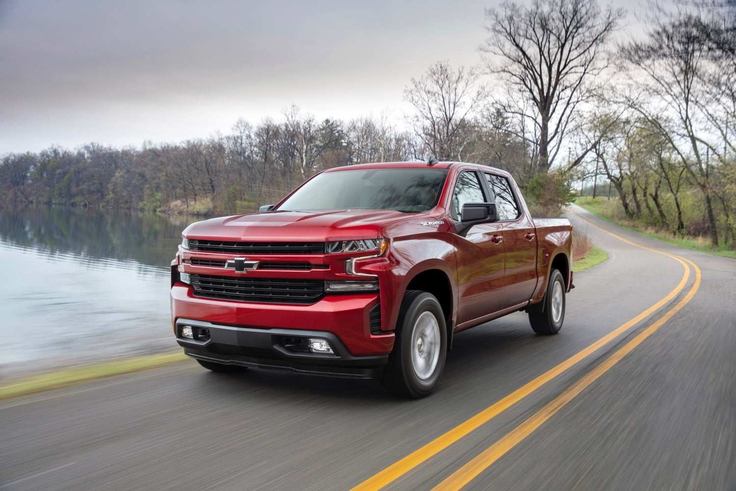 88 A 2019 Chevrolet 1500 History