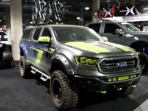 88 A 2019 Ford Ranger Auto Show Concept and Review