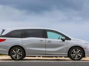 88 A 2019 Honda Odyssey Release Redesign and Review