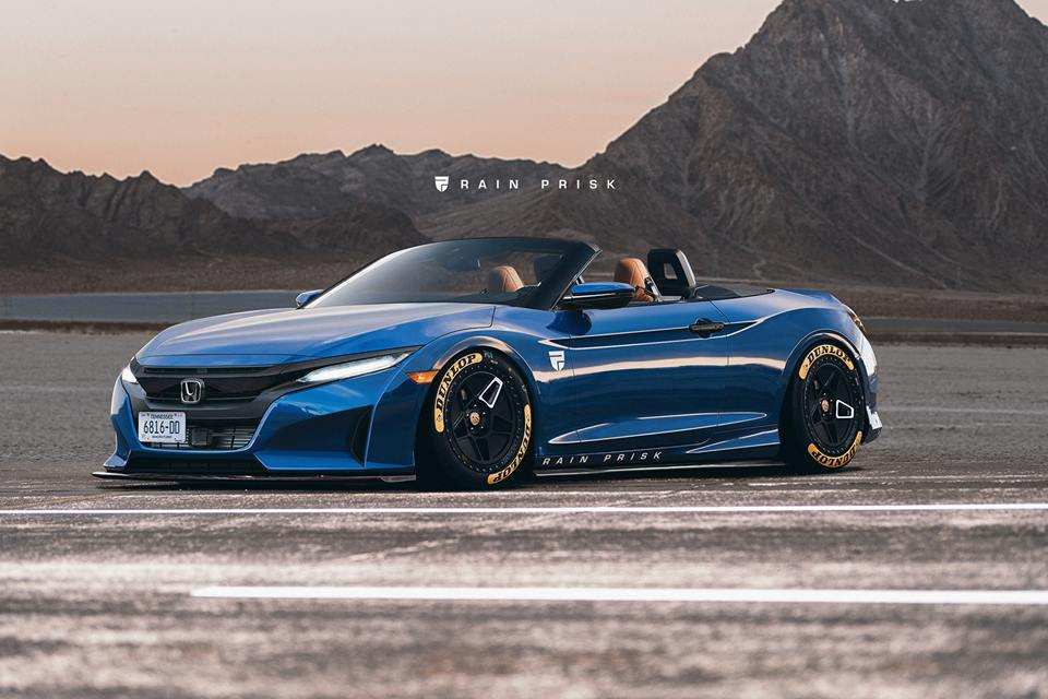 88 A 2019 Honda Sports Car Review And Release Date