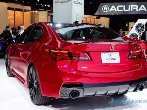 88 A 2020 Acura Tlx Special Edition New Review