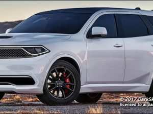 88 A 2020 Dodge Durango Redesign Price Design and Review