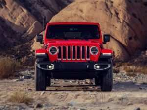 88 A 2020 Jeep Hybrid New Review
