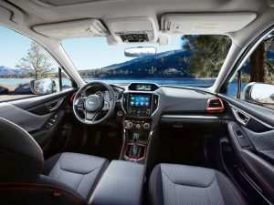 88 A 2020 Subaru Forester Hybrid New Model and Performance