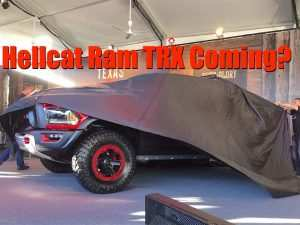 88 A Dodge Ram Rebel 2020 Photos