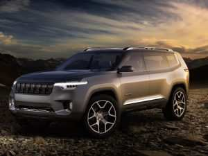 88 A Jeep Grand Cherokee 2020 Images