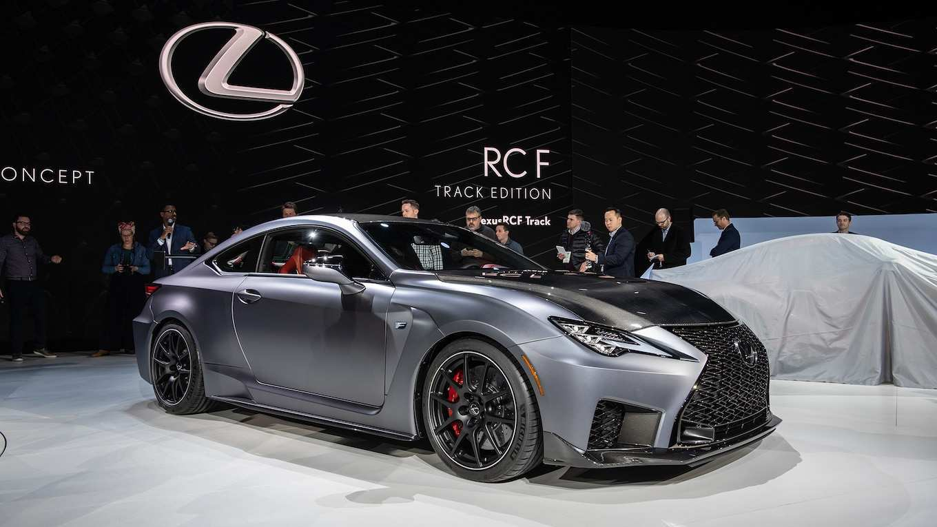 88 A Lexus Coupe 2020 Configurations
