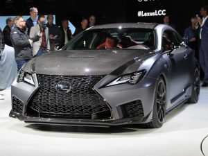 88 A Lexus Isf 2020 Redesign