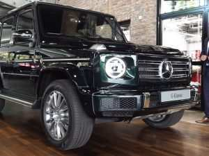 88 A Mercedes 2019 G Wagon Release Date