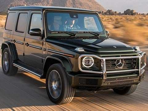 88 A Mercedes 2019 G Wagon Release
