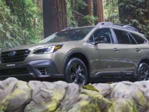 88 A New York Auto Show 2020 Subaru Ratings