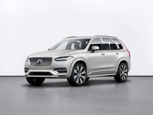 88 A Volvo Electric Cars By 2020 Interior