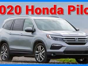 88 A When Does The 2020 Honda Pilot Come Out Exterior