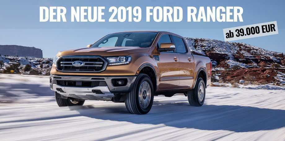 88 All New 2019 Ford Wildtrak Redesign And Review
