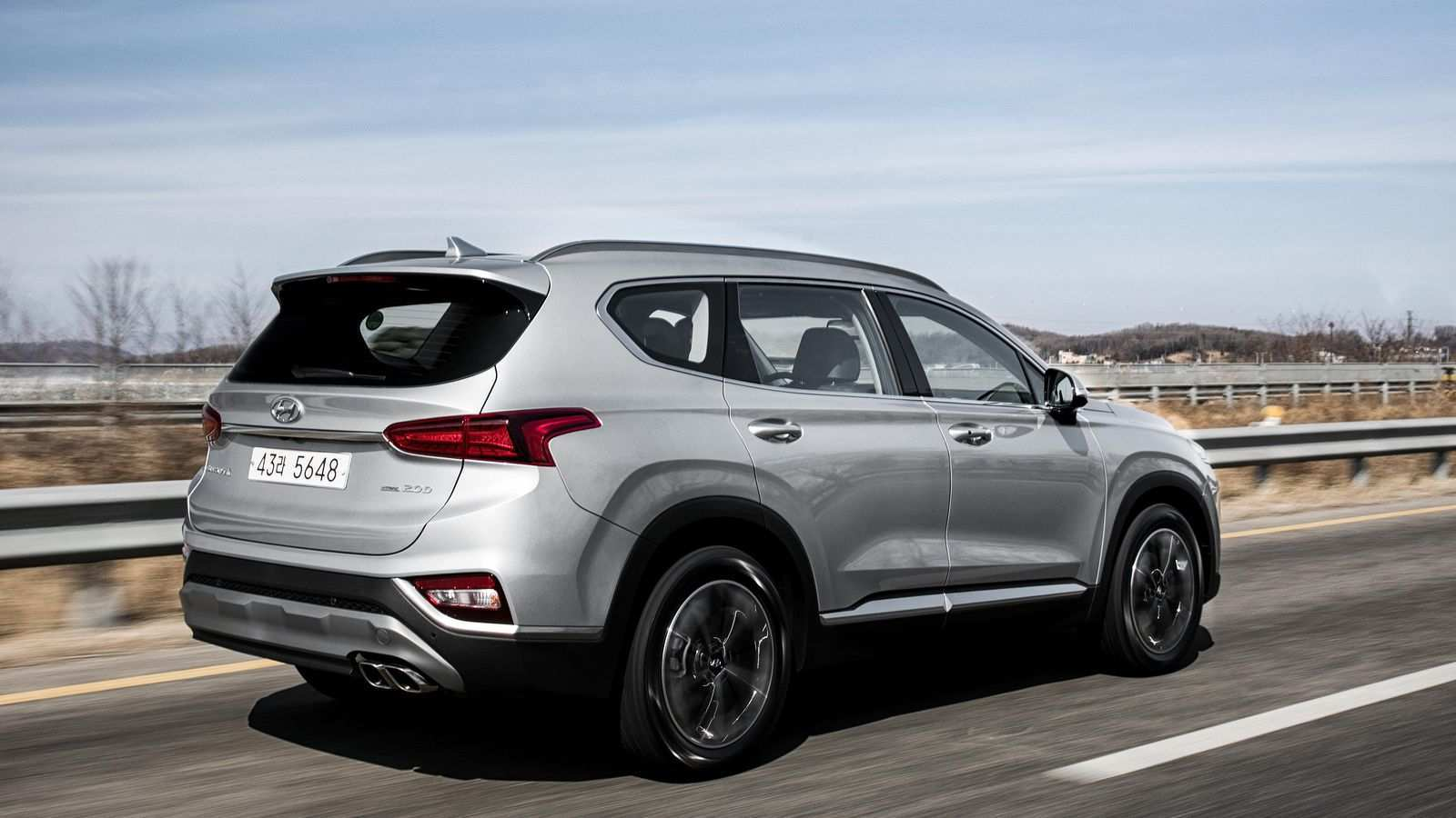 88 All New 2019 Hyundai Santa Fe Launch Price and Release date