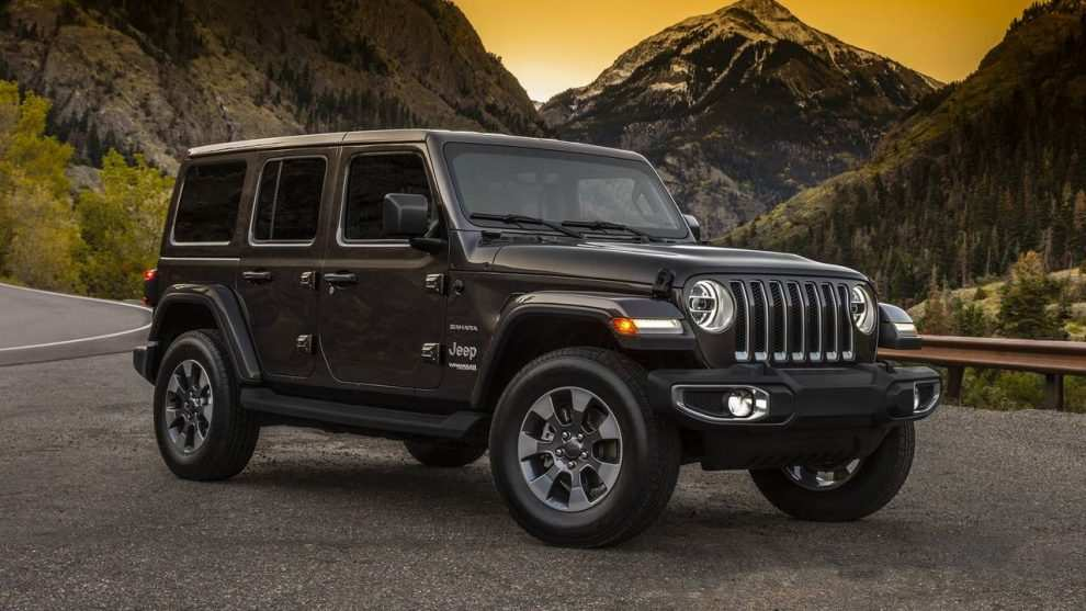 88 All New 2019 Jeep Jl Prices