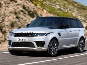 88 All New 2019 Land Rover Lineup History