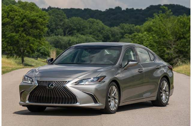 88 All New 2019 Lexus Es Awd Images