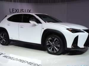 88 All New 2019 Lexus Ux Hybrid Picture