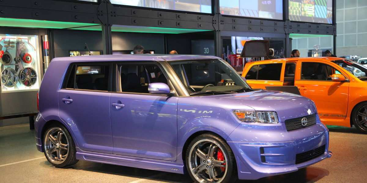 88 All New 2019 Scion Xb Release Date Speed Test