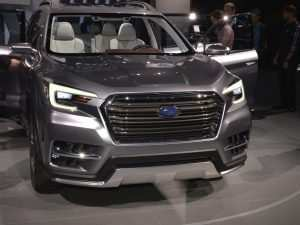 88 All New 2019 Subaru Ascent Engine Specs Redesign