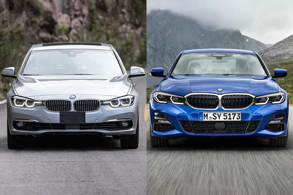 88 All New 2019 Vs 2020 BMW 3 Series Concept And Review