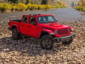 2020 Jeep Gladiator Availability Date