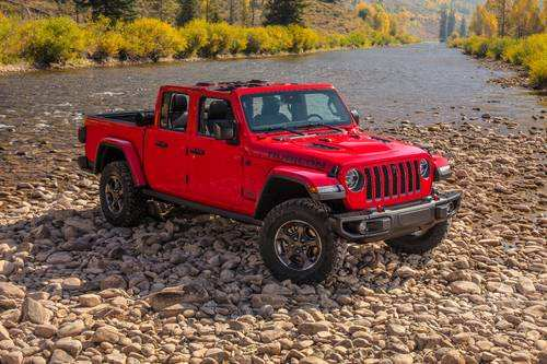 88 All New 2020 Jeep Gladiator Availability Date Concept and Review