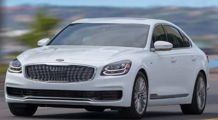 88 All New 2020 Kia K900 Performance And New Engine