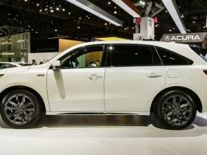 88 All New Acura Mdx For 2020 Pictures