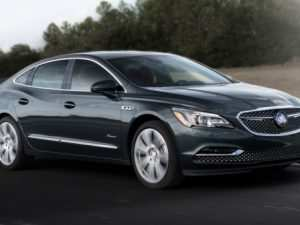 Buick Lacrosse For 2020